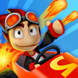 Игра Beach Buggy Racing