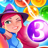 Игра Bubble Witch 3 Saga