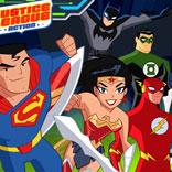 Игра Лига Справедливости
