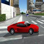 Игра Вождение Машины по Городу