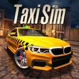 Игра Taxi Sim 2020
