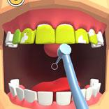 Игра Dentist Bling