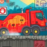 Игра Best Trucker 2