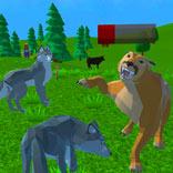 Игра Волк против Тигра