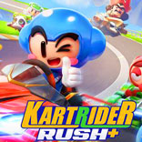Игра KartRider Rush