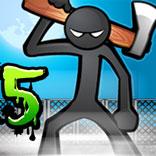 Игра Anger of Stick 5 Zombie