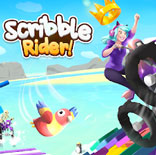 Игра Scribble Rider