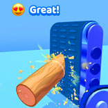 Игра Log Thrower